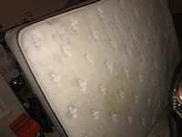 tufted white and gray mattress El Paso, 79938