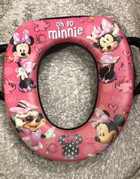 Minnie Mouse Soft Potty Seat 816 mi
