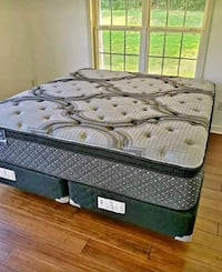 $10 today-take your new mattress home now. Pay it out! Delivered!
