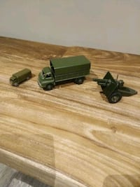 Army Toys Vintage –Dinky Toys 621- Benbros St. Catharines
