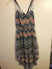 Size s high low dress