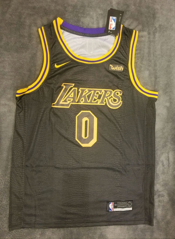 huge discount 5c2d9 cd083 Kyle Kuzma Lakers Jersey