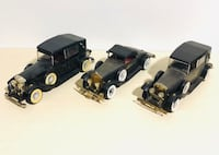 Vintage Die Cast Radio Car Set 3 Cars In good working conditions Milton, L9T 4H8