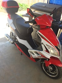 2014 JiaJue 49cc moped scooter Las Vegas, 89104