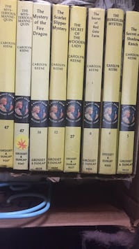 Carolyn Keene book series