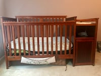 The Dakota 4-in-1 Convertible Crib and Changer  Frederick, 21704