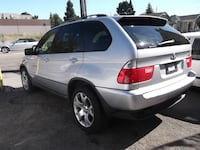2001 BMW X5 4.4i, $2000 DOWN PAYMENT; BUY HERE - PAY HERE