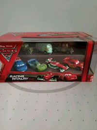 Disney's Cars Racing Rivalry 7 Pack Miami, 33165