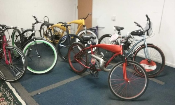 Used Motorized Bicycle Parts Sale And Service For Sale In Hollywood