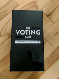Party game - Voting card game 17+