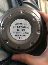 TT-technic Driver Unit Tweeter