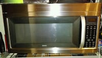 Stainless Steel Kenmore wall microvave Fairfax, 22030