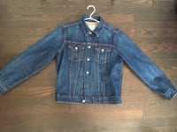 Gap Japanese Selvedge Denim Jacket  Brampton, L6Y 6B6
