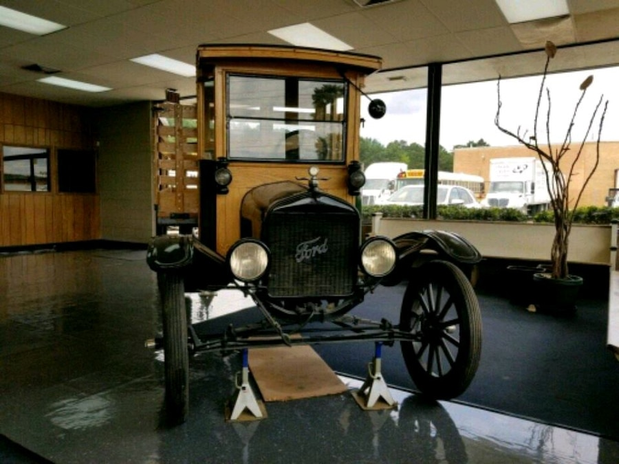Photo Ford Model T Truck