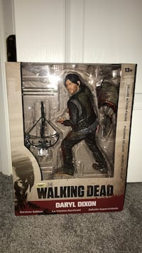 Daryl Dixon Deluxe Action Figure Cooksville, 21723