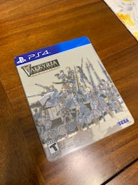 Valkyria Chronicles Remastered Steelbook PS4