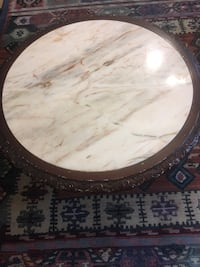Marble top coffee table Toronto, M4K 3E6