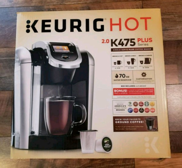 Keurig K475 Plus