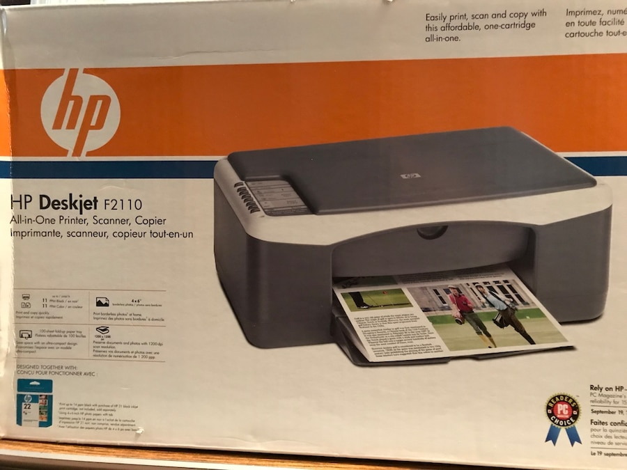 HP DESKJET F2110 ALL-IN-ONE TREIBER WINDOWS 7