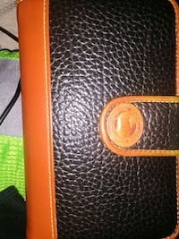 Dooney and Bourke all weather leather Crescent, 51526