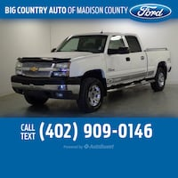 2004 Chevrolet Silverado 2500HD LT Madison, 68748