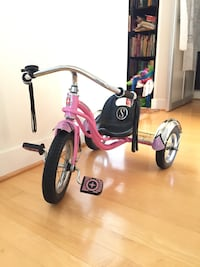Toddler's pink and black tricycle / Harley ;) Alexandria, 22314