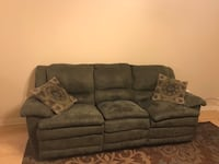 Sofa and loveseat Luling, 70070