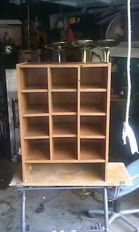 Cubby box professionally built Fresno, 93701