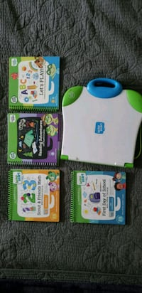 Leap frog start with books Sterling, 20165