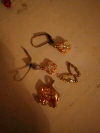 2 charms and 1pair earrings Fort Walton Beach, 32547