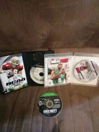 playstation 2 and 3 games