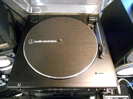 Turntable exc condition