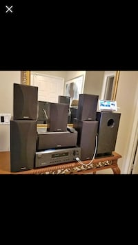 Onkyo Stereo system