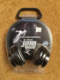 Jam Transit Wireless Stereo Head Phones Bluetooth Silver Spring, 20904