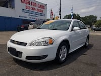 Chevrolet-Impala-2010 Warren