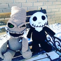 Jack and oogie handmade Vaughan, L6A 1C8