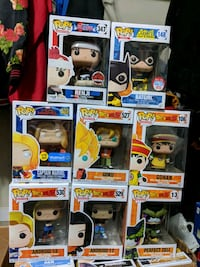 Assorted funko for sale PM FOR PRICES Surrey, V3R 7Y9