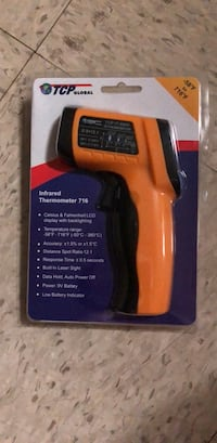 Infrared Thermometer 716  Honolulu, 96819