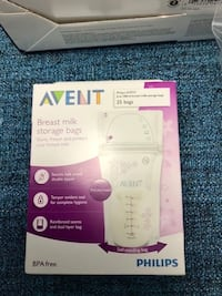 Avent Electric breast pump Toronto, M6M 4P1