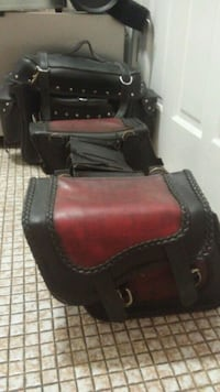 Leather Saddle Bags Hamilton, L8L 6H6