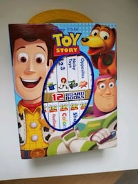 New Toy Story Books