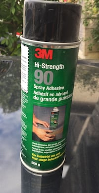 3M High Strength 90 Spray adhesive 3.5 Cans Vaughan, L6A 1E8