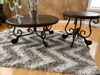 Coffee table and side table set Edmonton, T5B 2W9