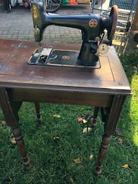 Antique sewing machine  Toronto, M9R 3W6