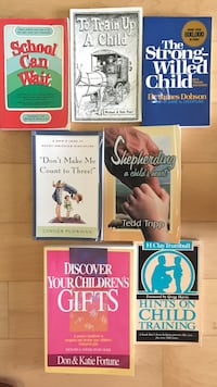 Six Books on Christian Parenting Poulsbo, 98370