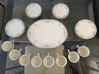China Dining Set (NEED SOLD BY JULY 31) Oviedo, 32765