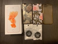 Lot of Iphone 6 soft cases like new Mississauga, L5B 4M6