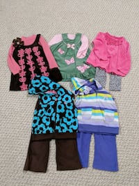 Girls 24 month dressy & casual fall/winter clothes