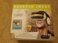 Sharper Image VR headset Laurel