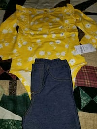 24 month new carters outfit Seymour, 37865